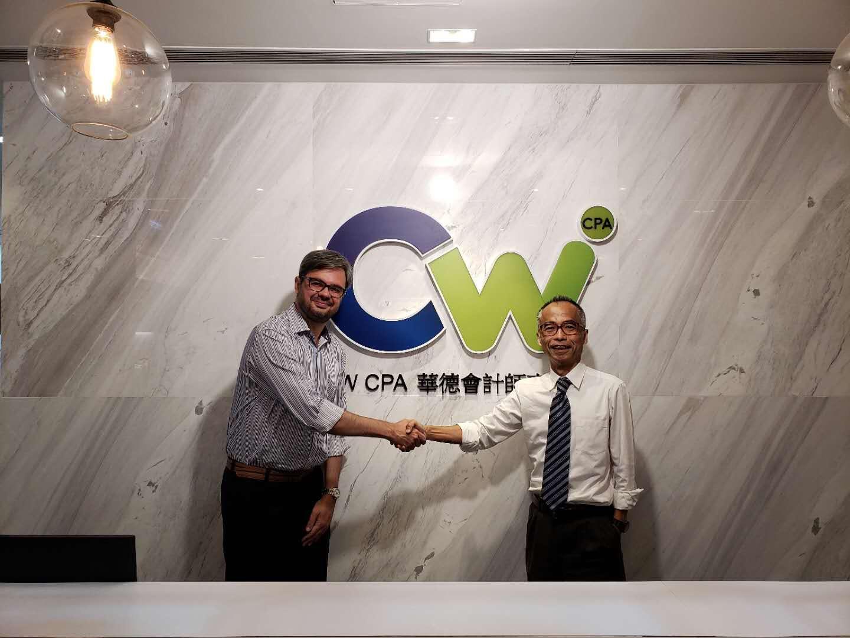 CW CPA, Rafael Rodrigues Paulino, Brazilian Consul